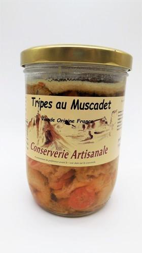 Tripes au Muscadet